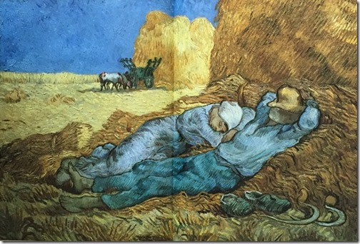 VanGogh-TheSiesta