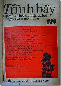 TB cover No. 18