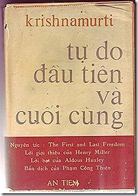 KrishNAMURTI cover 1968