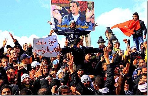 Tunisiauprising