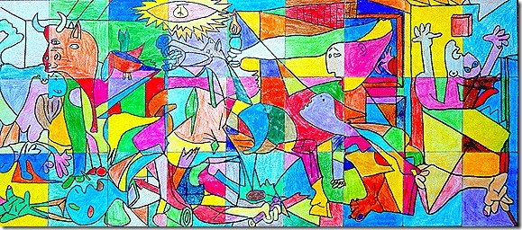 guernica-in-color
