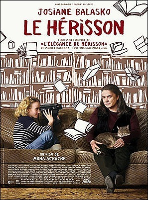 le-herisson-the-hedgehog-movie-poster