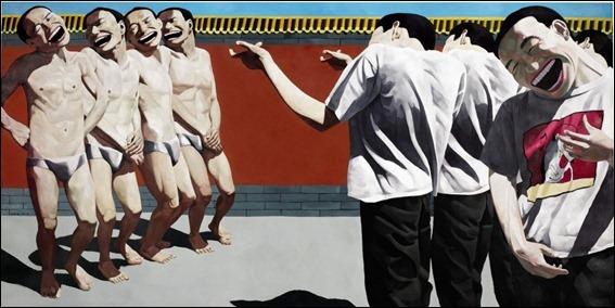 yue-minjun-execution