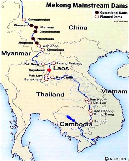 MekongDams