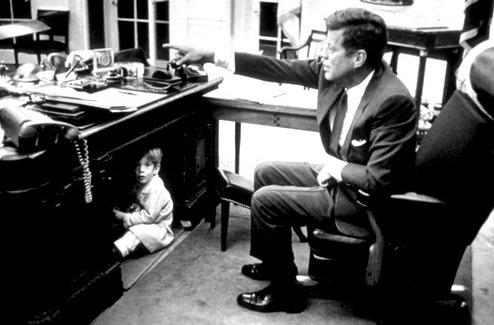 JFK-and-John-John