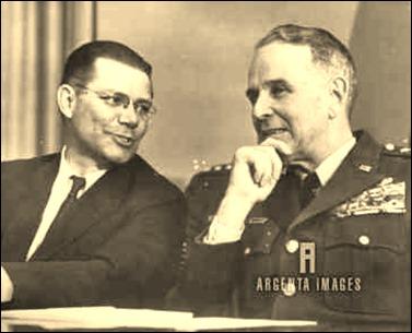 McNamara and Maxwell Taylor