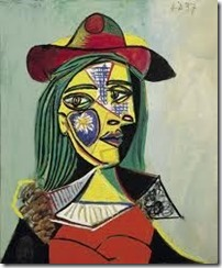 Picasso-WomanInHat