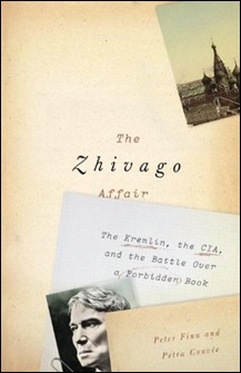 Zhivago book cover