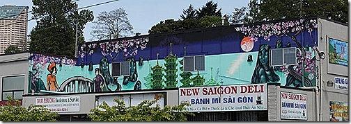 mural Nguu Lang Chuc Nu
