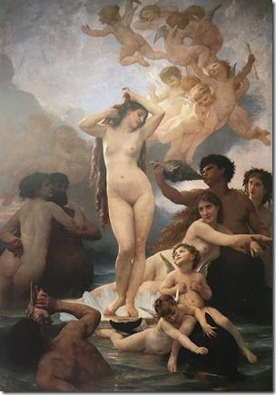 Bouguereau-BirthOfVenus