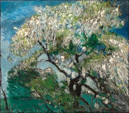 Otto Torsten Andersson, Spring Breeze, 1946