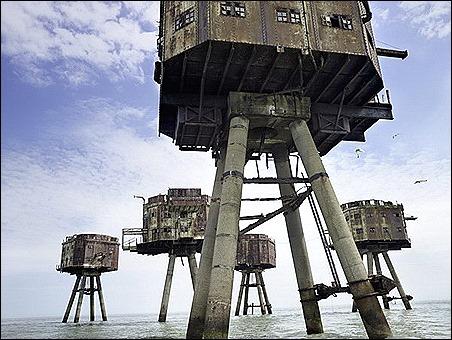 Thames Estuary, England