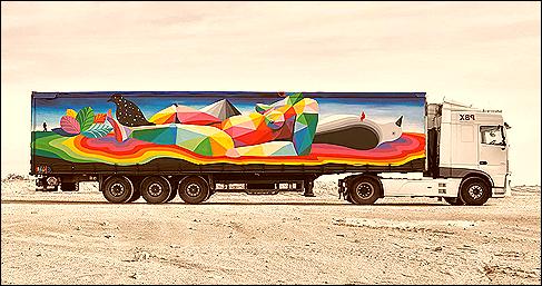 fantasy truck