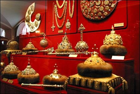 Mũ mão thời Nga Hoàng