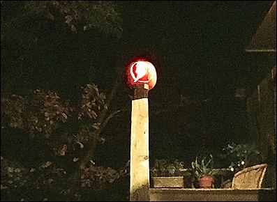 Flash Lantern post