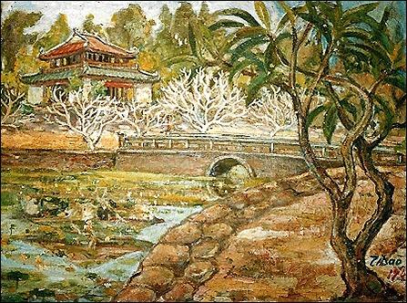 Canh Dai Noi Hue - TTD