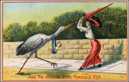 anti pregnancy Victorian PSA