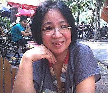 Chan dung Le Minh Ha