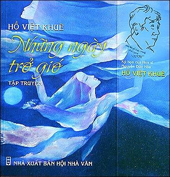 Cover NHỮNG NGÀY TRỞ GIÓ HỒ VIỆT KHUÊ