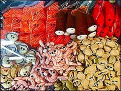 Sparrow seafood