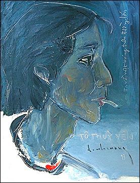 TTY blue by Đinh Cuong