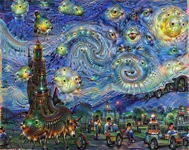 Google-Dream-Starry-Night