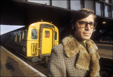 writer-paul-theroux in 1970s