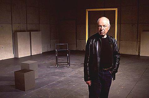 Peter Brook - Portrait