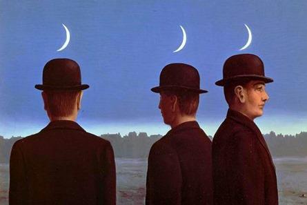 Rene Magritte - Le Chef d'oeuvre ou les Mysteres de l'Horizon - 1955