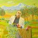 William-Saroyan-painting-by-Rafael-Antoian-Armenian-Museum-of-Fresno-CA_thumb.png