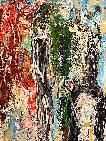 Paulina Ngoc Dam Tet Painting