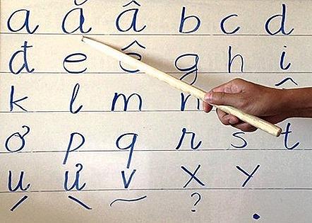 Viet alphabet