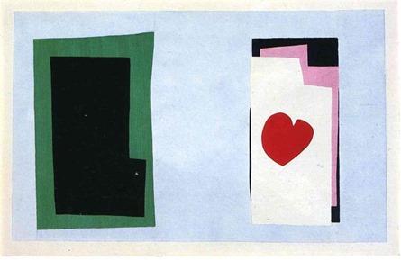 The heart - Henri Matisse