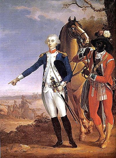 Jean-Baptiste Le Paon - J. Armistead Lafayette