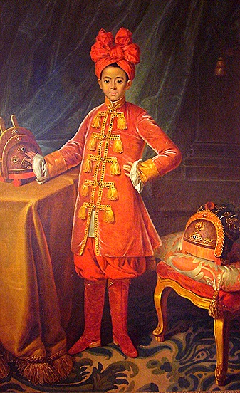 Prince Canh - Mauperin