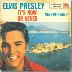 It's Now or Never - Elvis