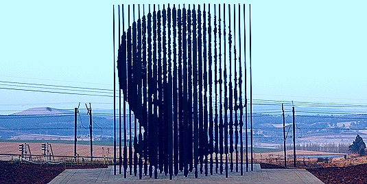 Nelson Mandela and The Deep Road