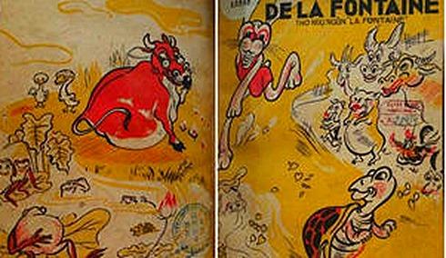 Fables La Fontaine
