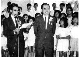 Nhật Tiến - ông  Khai Trí Nguyễn Hùng Trương -1972