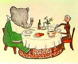 Babar and the old lady[3]