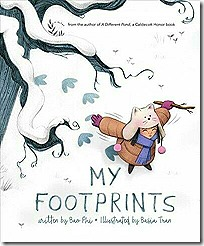 My footprints cover