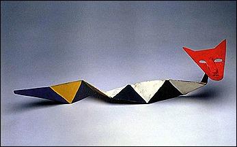 The-Rattle-Cat-Alexander-Calder-1969