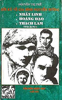 Nguyễn Tường Memoir cover