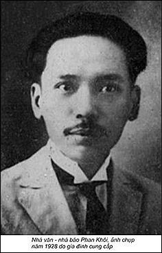 Phan Khôi - 1928