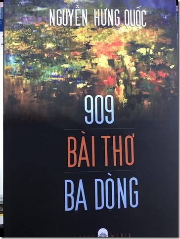 909 bài thơ