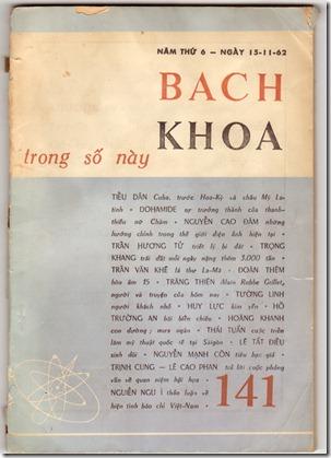 Bach Khoa_1962