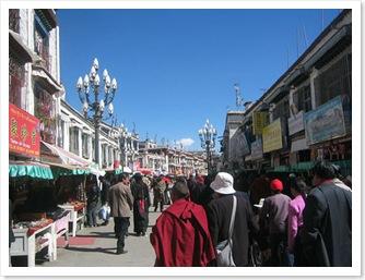 barkhor street lahsa