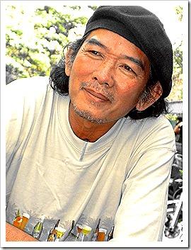 portrait of Vu Ngoc Giao