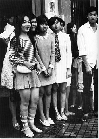 Saigon rain 1968