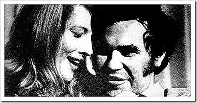 maryann burk carver and raymond carver in 1972